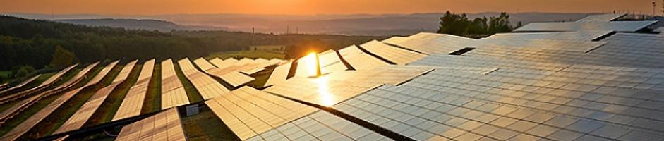 Energie solaire الطاقة الشمسية
